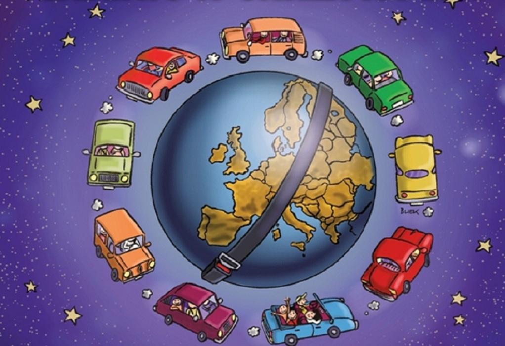 «Ευρωπαϊκή Νύχτα Χωρίς Ατυχήματα» σε 32 πόλεις