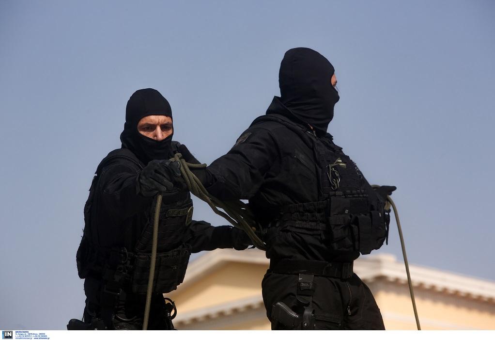 Ημέρα της Αστυνομίας: Εντυπωσιακές επιδείξεις της ΕΚΑΜ (ΦΩΤΟ)