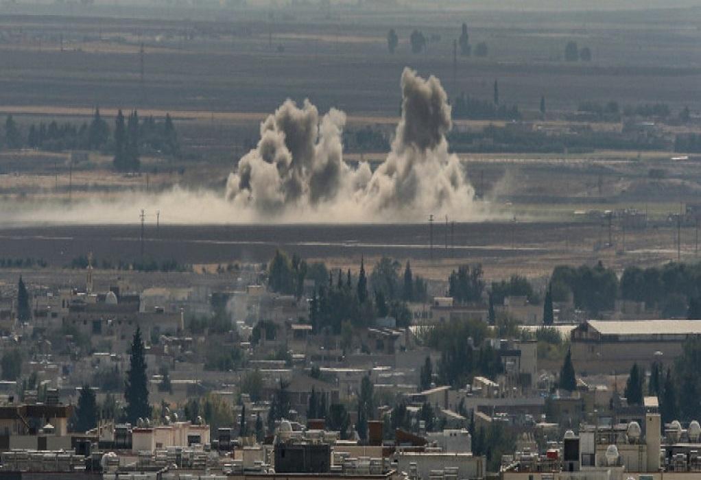 Συρία: Νεκροί δέκα άμαχοι από βομβιστική επίθεση