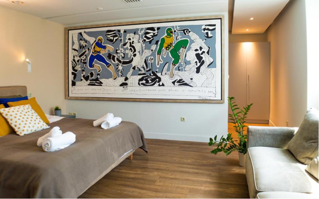 δωμάτιο στο Yoleni's