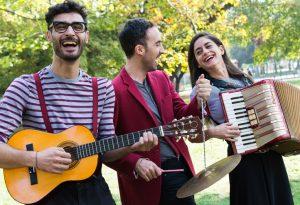 «Απαγορεύεται η μουσική»… στο Αθήναιον!