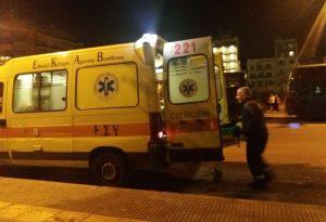 Θεσσαλονίκη: Τροχαίο με μοτοσυκλέτα – Ένας τραυματίας