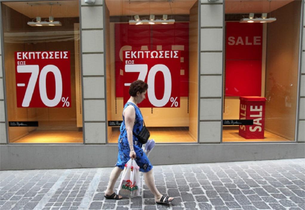 Μειωμένες πωλήσεις για τις 7 στις 10 επιχειρήσεις, στις εκπτώσεις