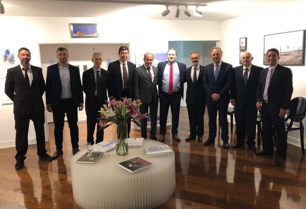 Ελληνογερμανικό Επιμελητήριο: Συμφωνίες για εξαγωγές στη Λατινική Αμερική