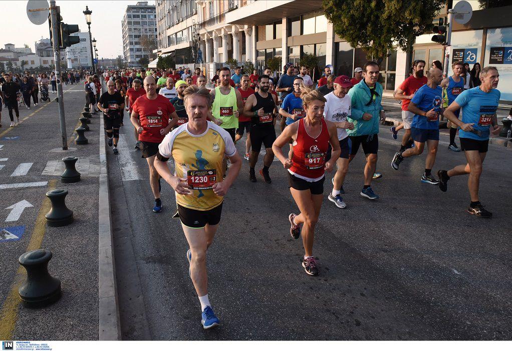 Αναβολή Olympic Day Run και Διεθνούς Νυκτερινού Ημιμαραθώνα