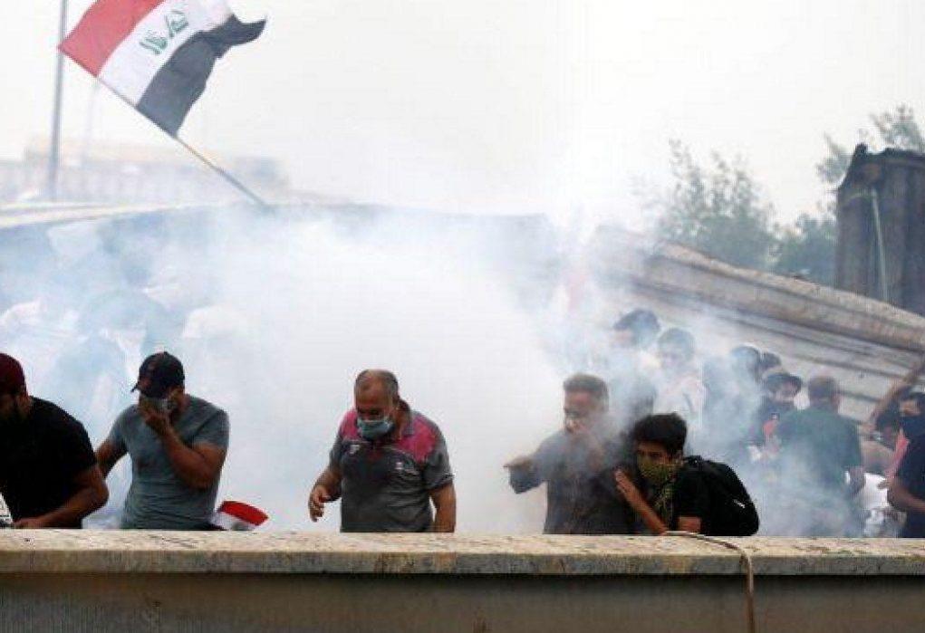Ιράκ: Συνεχίζονται οι κινητοποιήσεις