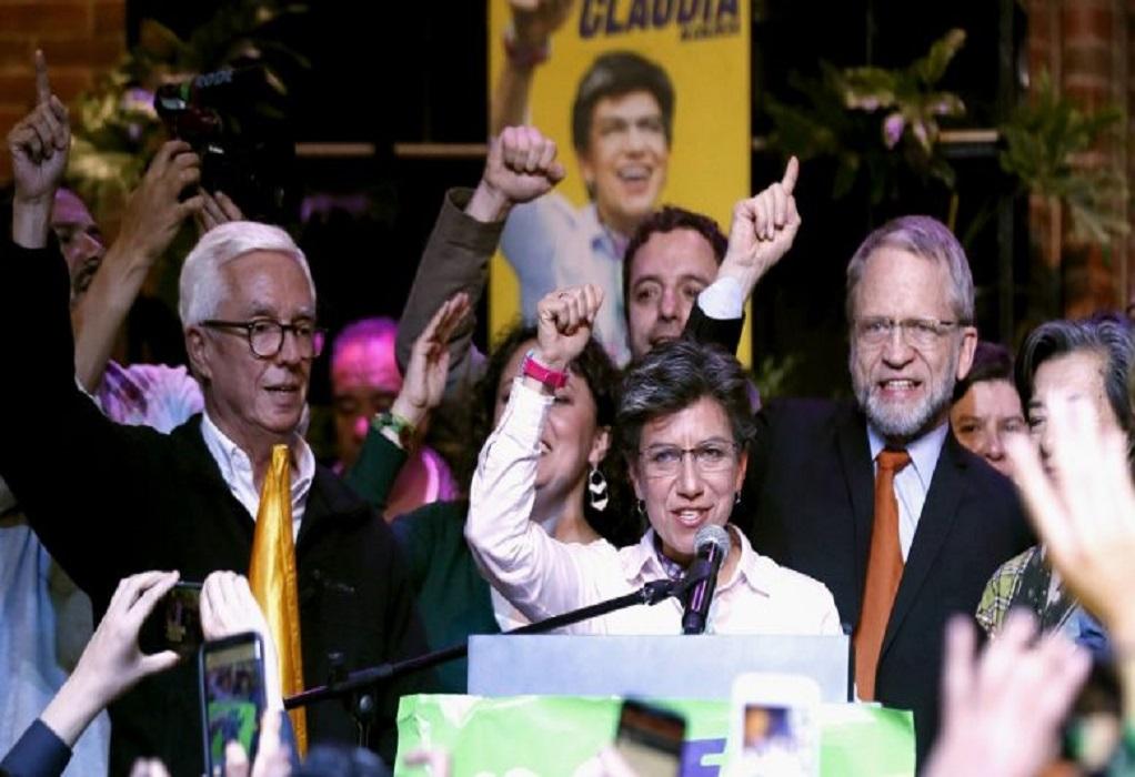 Κλαούντια Λόπες: H πρώτη ομοφυλόφιλη δήμαρχος της Κολομβίας
