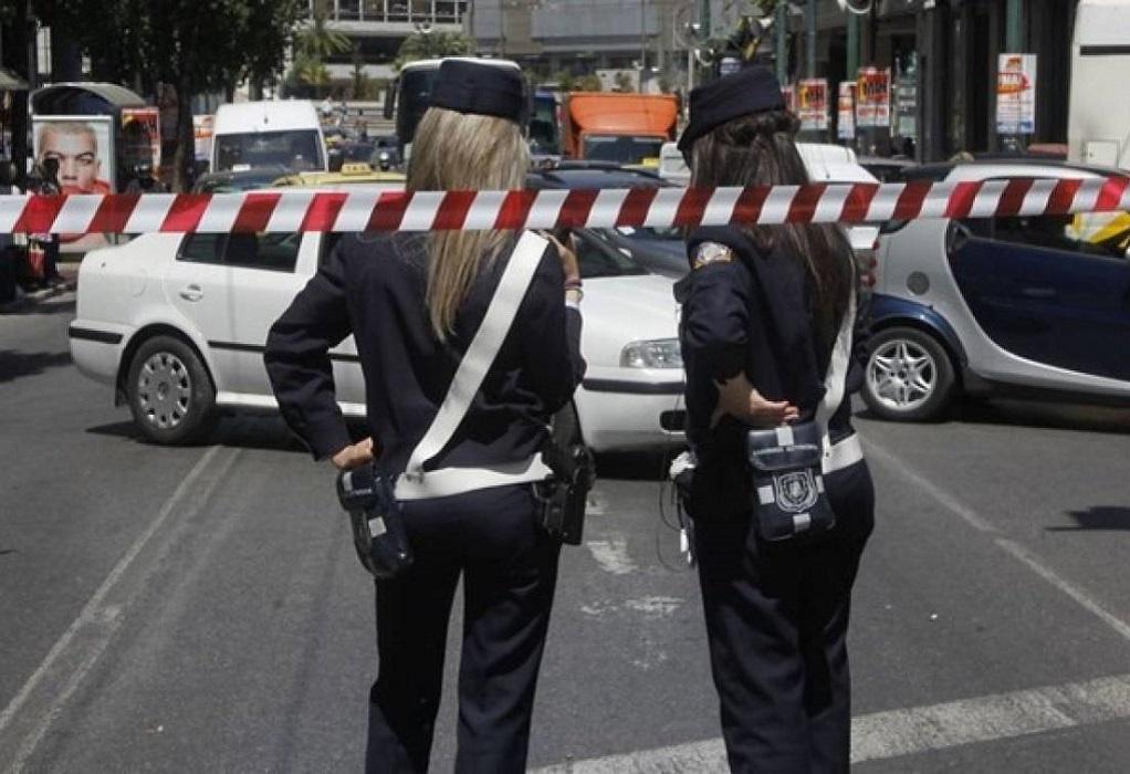 Θεσσαλονίκη: Τα αστυνομικά μέτρα ενόψει Πολυτεχνείου