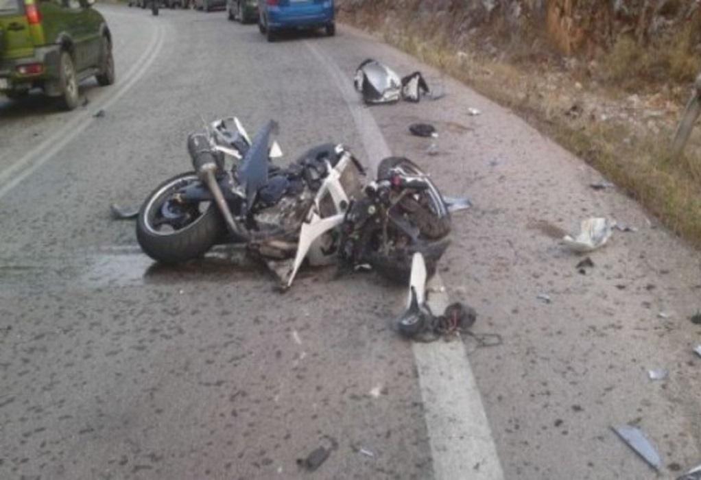 Περιστέρι: Νεκρός μοτοσυκλετιστής
