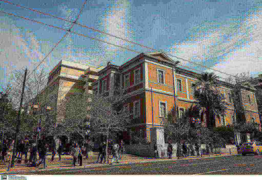 Συνέλευση «παρωδία» στη Νομική Αθηνών