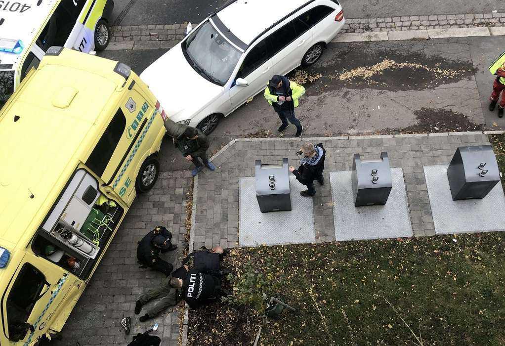 Όσλο: Έκλεψε ασθενοφόρο και έπεσε στο πλήθος