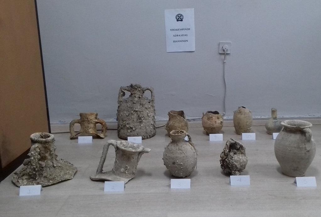 Κάλυμνος: Συλλήψεις για αρχαιοκαπηλία