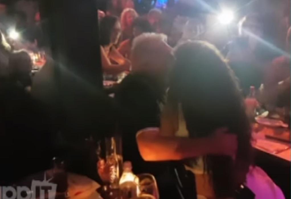 Ο Τερζής τραγούδησε μαζί με την κόρη του (VIDEO)