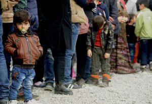 Συρία: Στον… δρόμο της προσφυγιάς 2,5 εκατ. παιδιά
