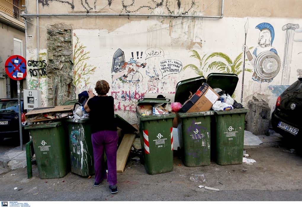 Θεσσαλονίκη: Από αναπηρικό αμαξίδιο μέχρι και …πιστόλι πέταξαν στα σκουπίδια