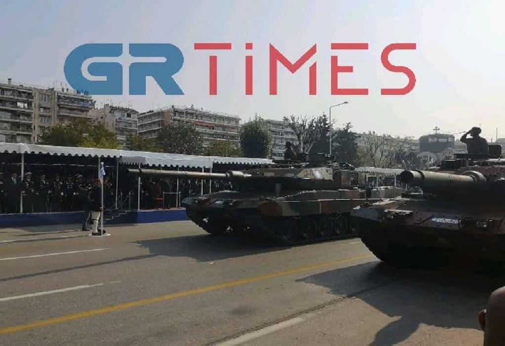 Βορίδης: Κανονικά οι παρελάσεις και οι εορτασμοί της 28ης Οκτωβρίου στη Θεσσαλονίκη