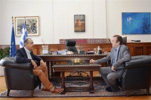 Θ. Καράογλου: Έχουμε σχέδιο για την εμπορική ανάπτυξη της Μακεδονίας και της Θράκης