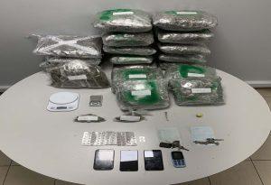 Θεσσαλονίκη – Έξι συλλήψεις για ναρκωτικά σ' ένα 24ωρο