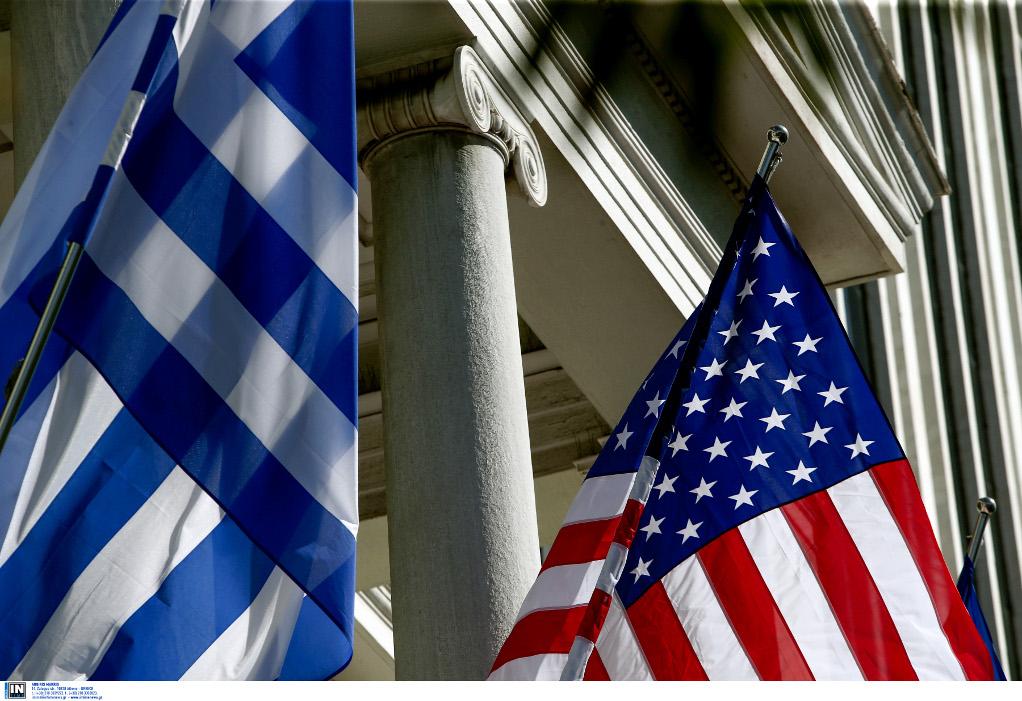 Αξιωματούχος των ΗΠΑ: Η νέα αμυντική συνεργασία ωφελεί τον ηγετικό ρόλο της Ελλάδας