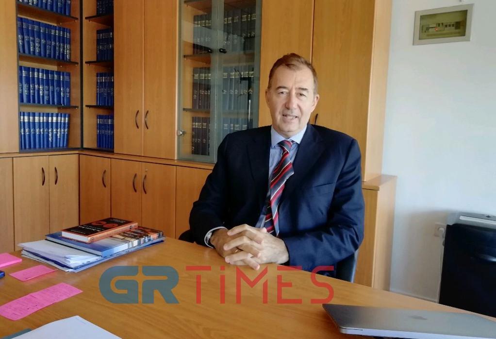 Ν. Γεωργιάδης: Η ΕΥΑΘ «αντλεί» επενδύσεις και μετασχηματίζεται