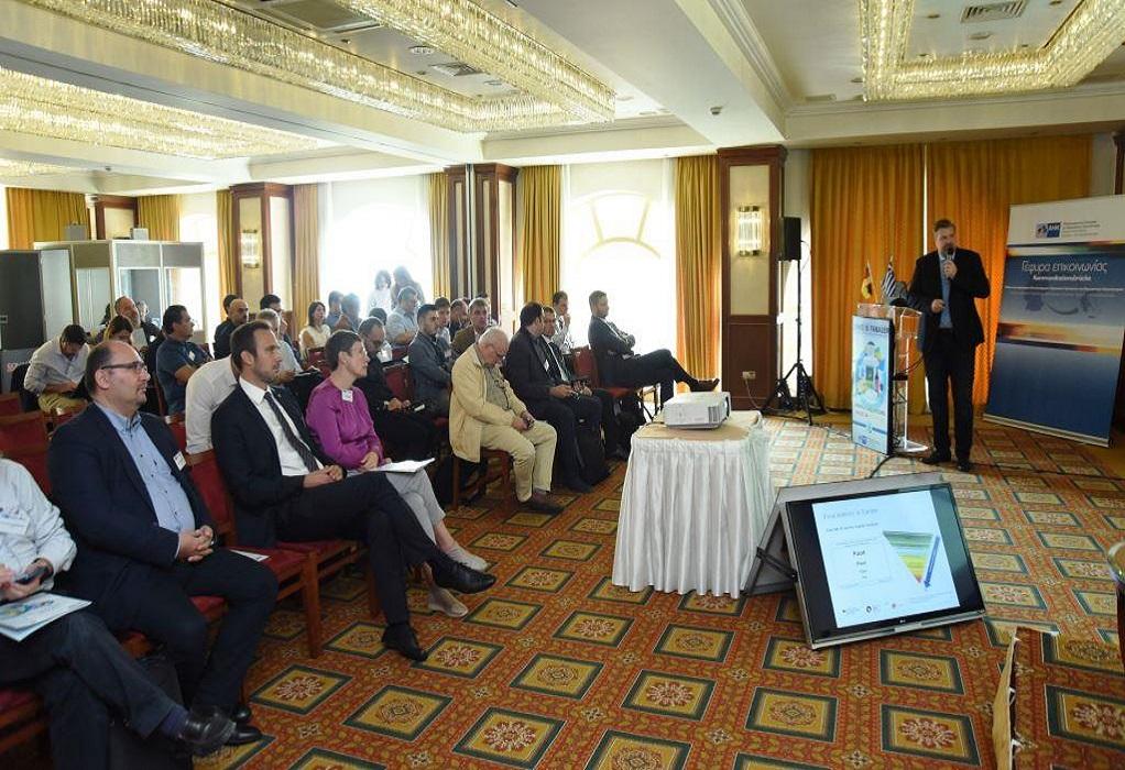 Πάνω από 70 Β2Β ελληνογερμανικές συναντήσεις στη Θεσσαλονίκη για την εξοικονόμηση ενέργειας στην ελληνική βιομηχανία τροφίμων