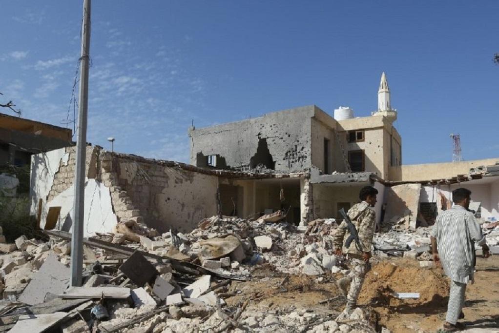 Λιβύη: Τρία παιδιά νεκρά σε αεροπορική επιδρομή