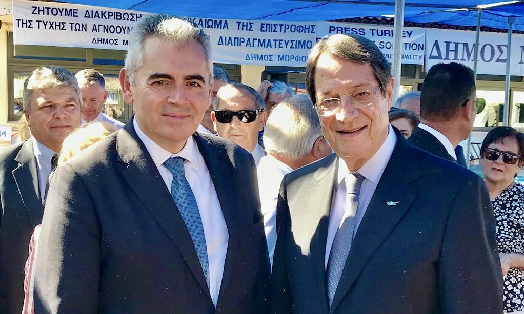 Μ. Χαρακόπουλος από Κύπρο: Η Τουρκία έχει μετατραπεί σε διεθνή ταραξία!