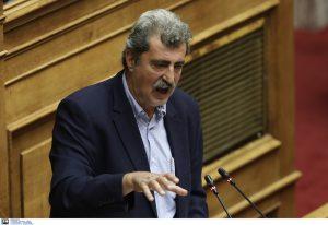 Π. Πολάκης: Δεν τολμάτε να κάνετε πρόταση για μένα ή τον Τσίπρα