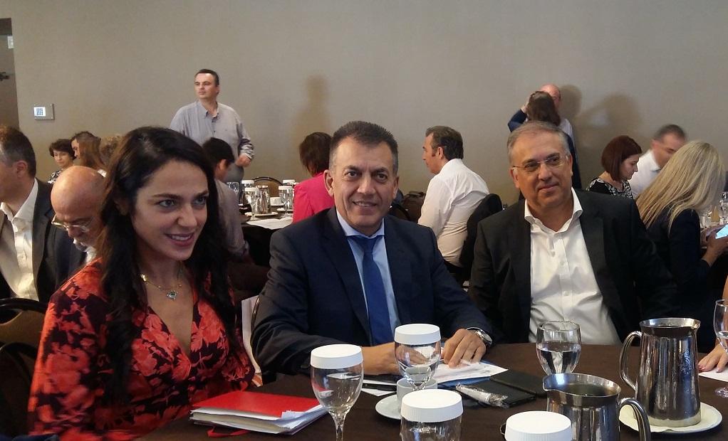 Συνάντηση συνεργασίας του Υπ. Εργασίας και Εσωτερικών