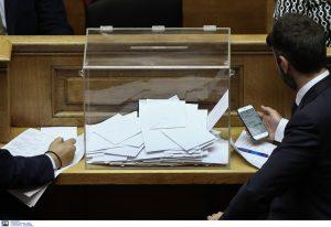 ΣΥΡΙΖΑ και ΚΙΝΑΛ για τις «διαρροές» στην ψηφοφορία για Παπαγγελόπουλο