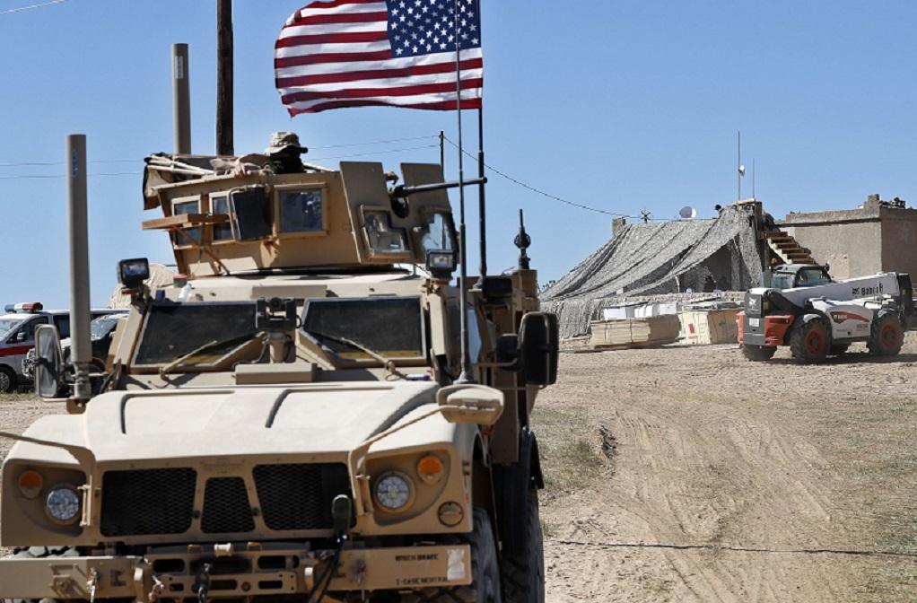 Οι αμερικανικές δυνάμεις στη βόρεια Συρία έλαβαν εντολή να εγκαταλείψουν τη χώρα