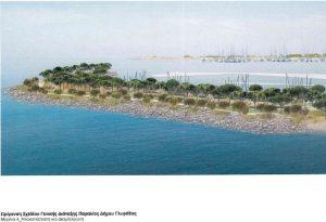 Σύντομα ολοκαίνουργια η παραλία της Γλυφάδας