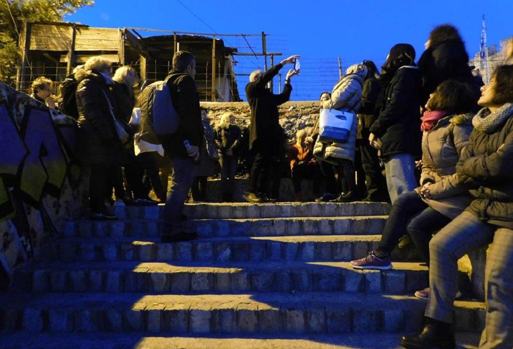 Thessaloniki Walking Tours με φόντο την υπόθεση Παγκρατίδη