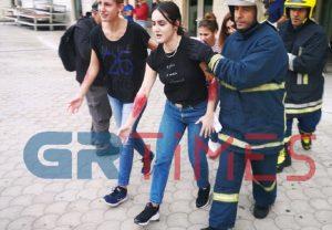 Νεκροί και τραυματίες στη Θεσσαλονίκη – Εντυπωσιακή άσκηση (ΦΩΤΟ-VIDEO)