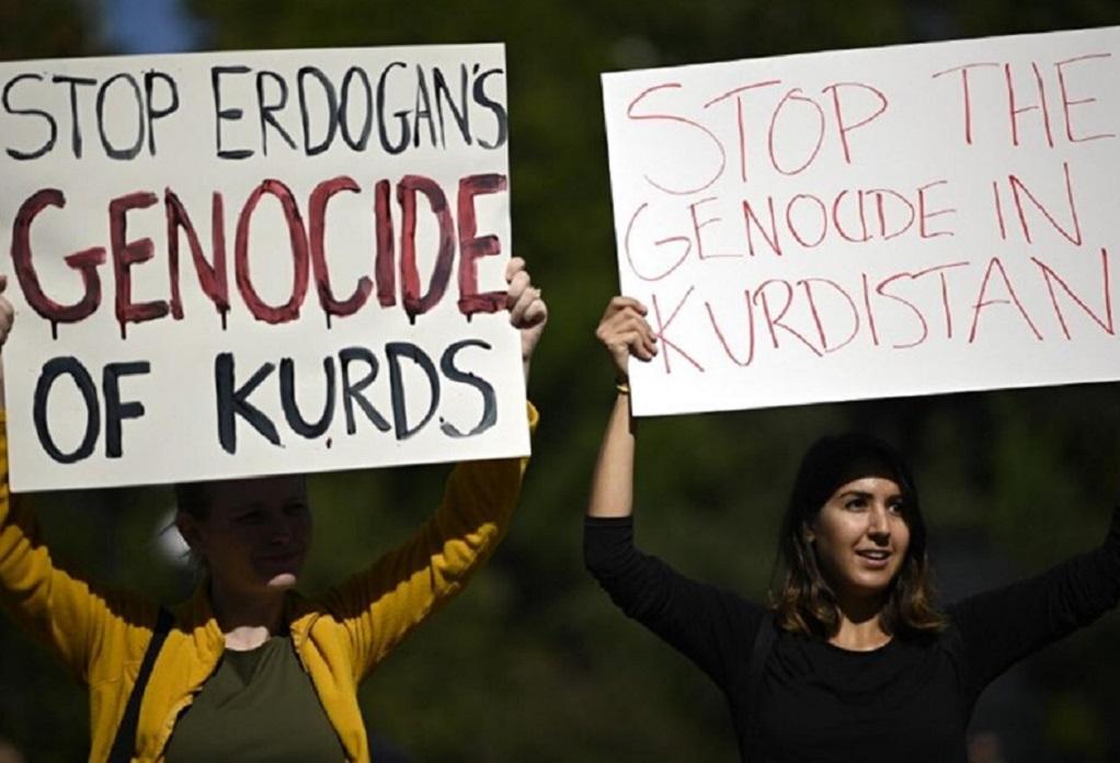 «Μένουμε Θεσσαλονίκη»: Διαμαρτυρία για την Τουρκία την Τετάρτη