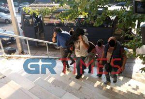 Θεσσαλονίκη: Εξάρθρωση εγκληματικής οργάνωσης στο Λιμάνι Θεσσαλονίκης