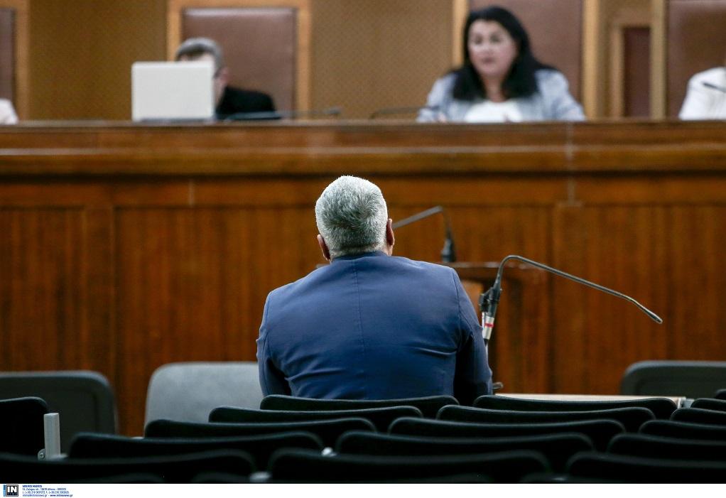 Δίκη Χρυσής Αυγής: Οι Κ. Μπαρμπαρούσης και Ηλ. Παναγιώταρος ενώπιον του δικαστηρίου