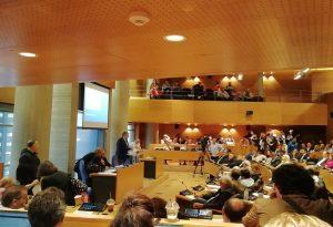 Ένταση στο Δημοτικό συμβούλιο – Διακόπηκε προσωρινά η συνεδρίαση