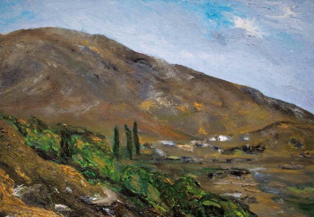 Μια έκθεση γεμάτη Κρητικό Πέλαγος από τον Γιάννη Ζαχαράκη