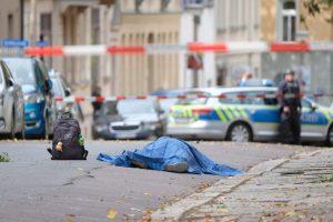 Γερμανία: Σύλληψη υπόπτου για την επίθεση στη συναγωγή – Video με τον δράστη