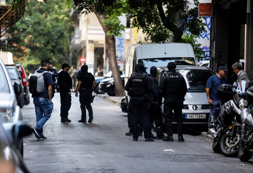 Εξάρχεια: Ελεύθεροι οι δύο συλληφθέντες