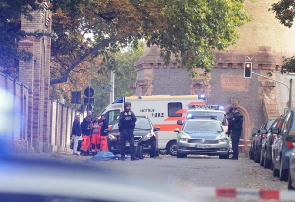 Γερμανία: Πυροβολισμοί με νεκρούς σε συναγωγή