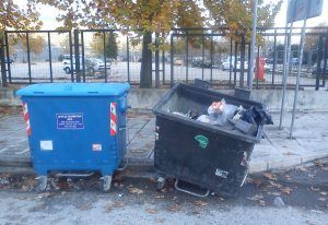 Δήμος Ιωαννίνων: Πρόβλημα με το πλύσιμο των κάδων