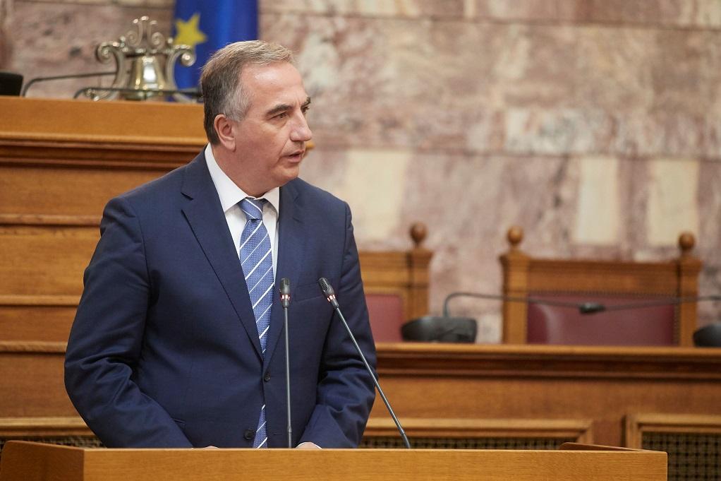 Στ. Καλαφάτης: Να κάνουμε την Ελλάδα περήφανη ξανά