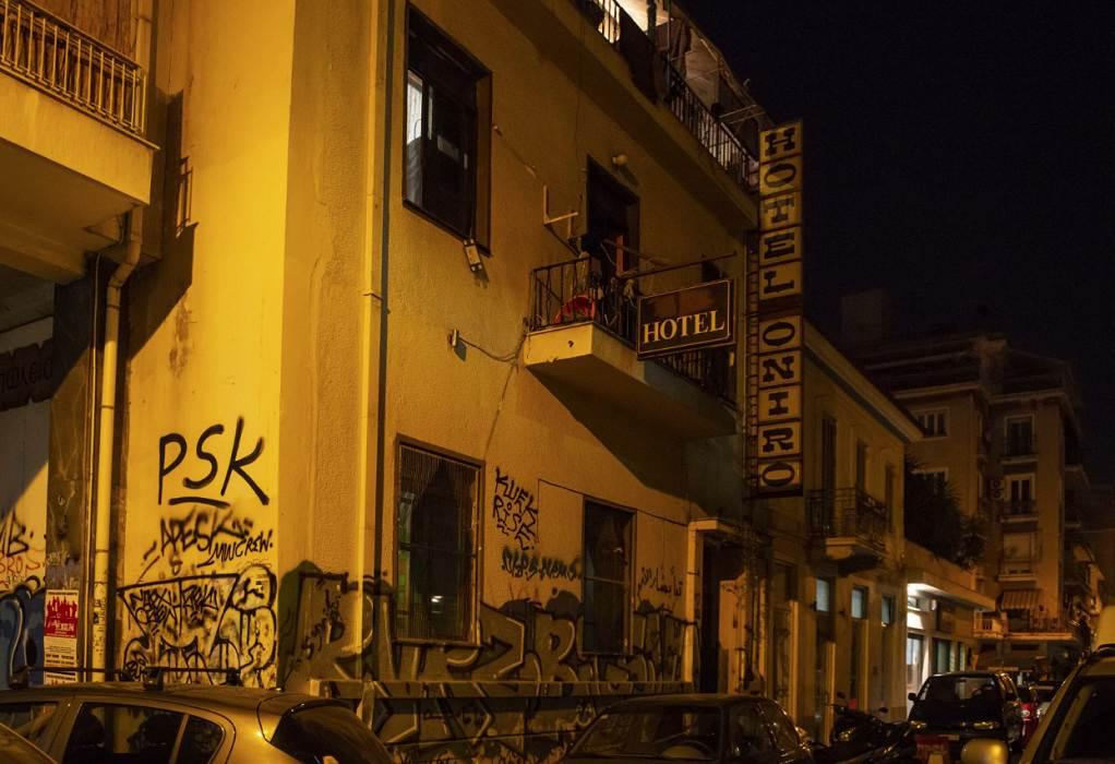 Εξάρχεια: Οι εκκενώσεις των καταλήψεων σε εικόνες και βίντεο