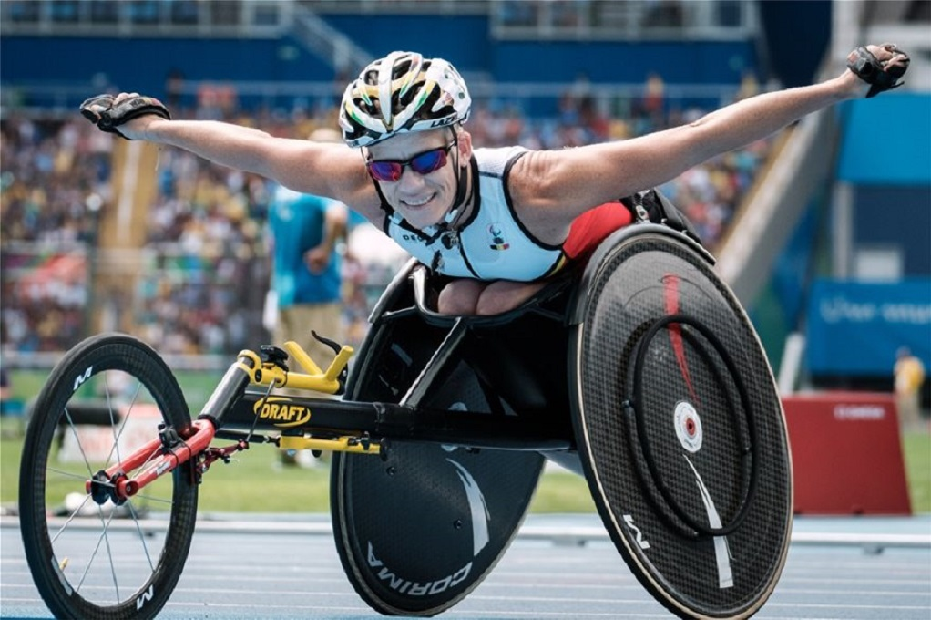 Νεκρή μετά από ευθανασία η παραολυμπιονίκης Μαρίκε Βερβόορτ