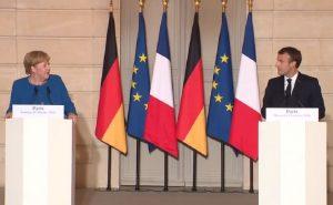 Παρίσι και Βερολίνο ζητούν να τερματιστεί η τουρκική επίθεση – Στρατό στέλνει ο Άσαντ στη Β.Συρία