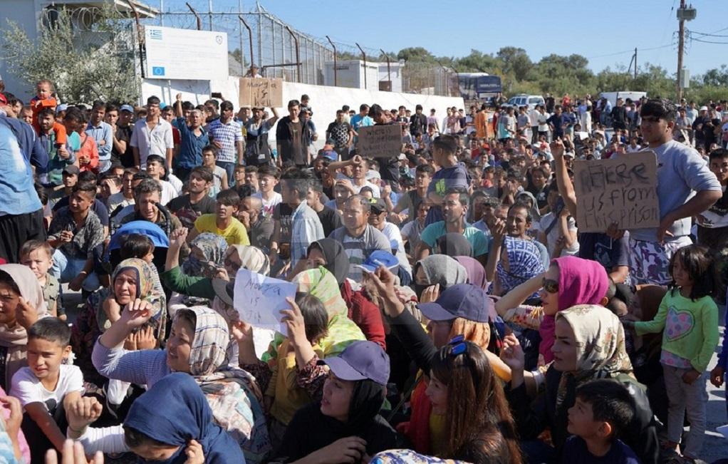 Έκθεση για πρόσφυγες: «Άθλιες συνθήκες διαβίωσης» στην Ελλάδα