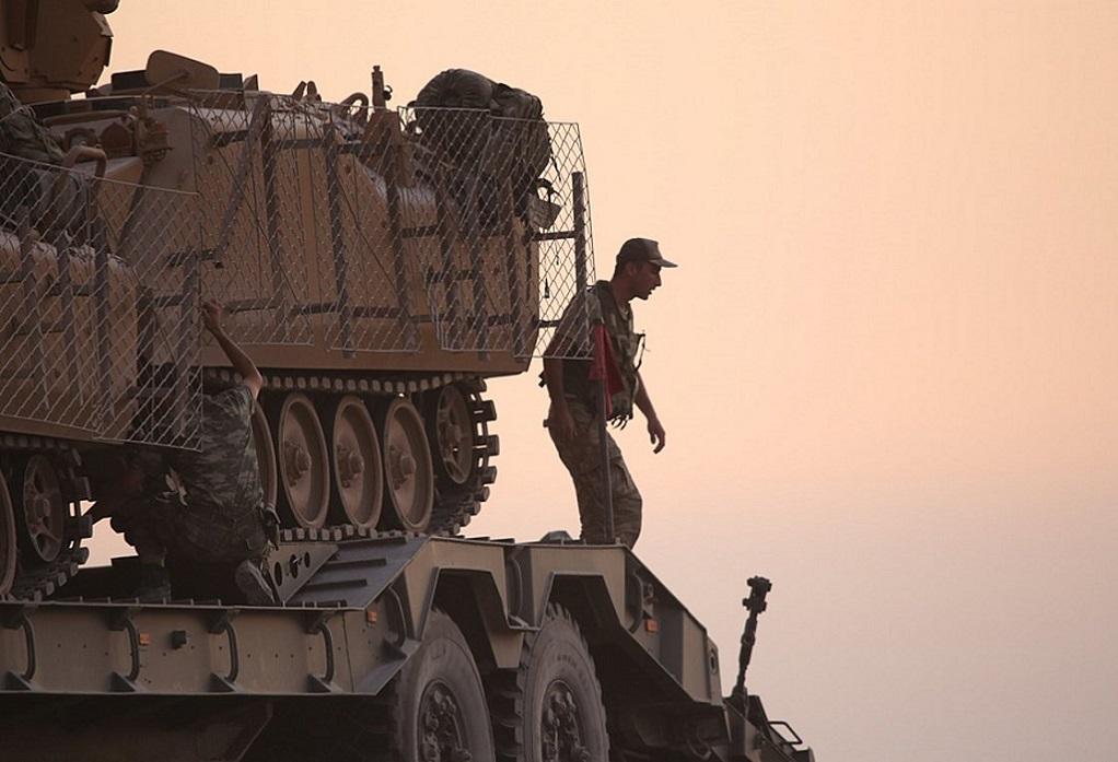 Συρία: 74 νεκροί μαχητές υπό τις κουρδικές δυνάμεις ως τώρα