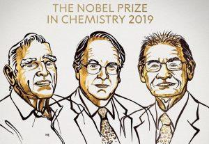 Τρεις επιστήμονες μοιράστηκαν το Νόμπελ Χημείας για το 2019